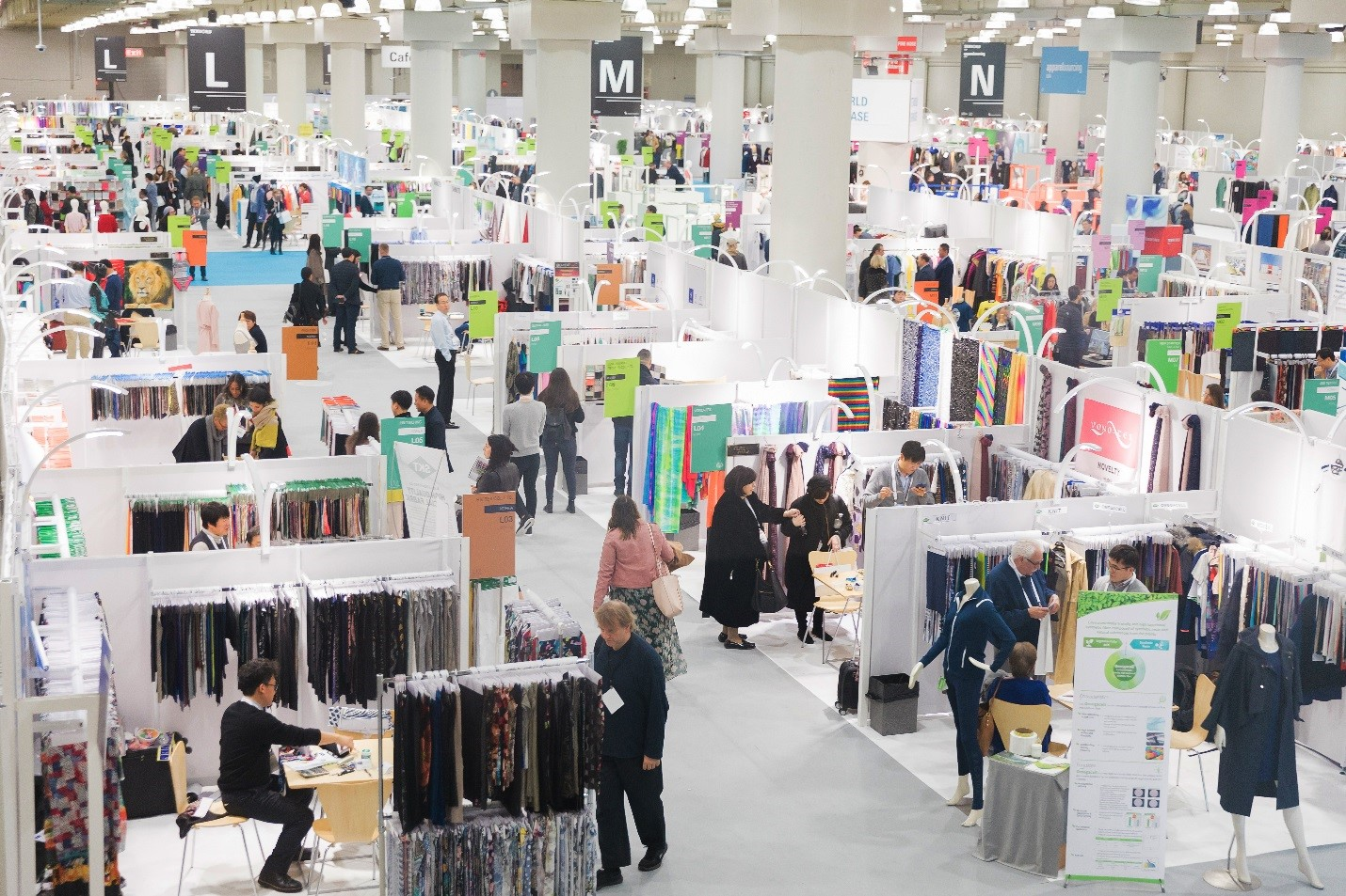 Texworld USA returns to the Javits Convention Center January 21-23, 2019 with a wide variety of exhibitors from around the world. Show highlights include new educational sessions, focus on sustainability, trend showcase that previews Spring/Summer 2019 color and textures